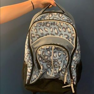 Cheetah Print Backpack!!